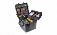 Peli - Case cube 0370 with mobile walls kit