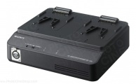 SONY - High speed battery charger for BP-FL75 and V-Mount batteries