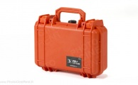 Peli 1170 Case with foam (orange)
