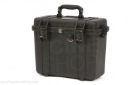Peli 1434 Case with Padded Dividers & Lid Organizer (black)