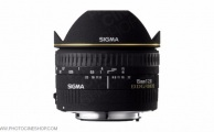 SIGMA - Optique 15mm F/2.8 Fish Eye DG EX ART CANON