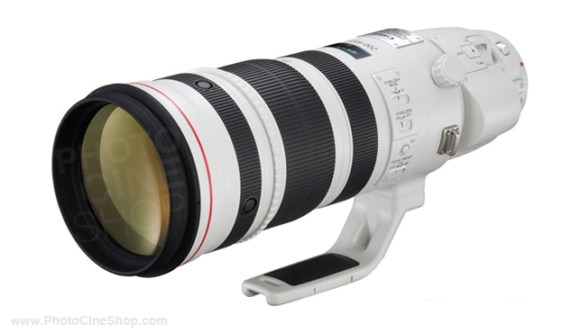 http://www.photocineshop.com/library/Canon EF 200-400 mm f/4L IS USM Multiplicateur 1,4× intégré