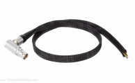 Wooden Camera - Alexa Mini FLEX LEMO to Flying Leads Power Cable (Right Angle, 24