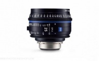 Zeiss Compact Prime CP.3 25mm T2.1 PL (pieds)
