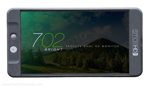 SMALL HD - 702 Bright Monitor - Full HD 7-inch LCD Monitor