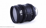 P+S Technik - Evolution 2X 50mm PL/feet lens