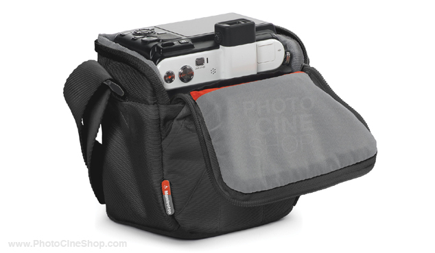 https://www.photocineshop.com/library/Manfrotto MB SH-1BB Solo I holster black stile