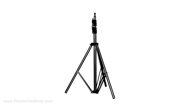 Manfrotto 366B Eco 6 stand black with knobs