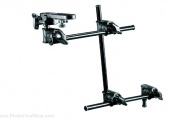 Manfrotto 196B-3 Single arm 3 section with camera bracket