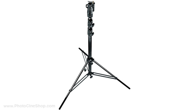 Manfrotto 126BSUAC Heavy duty black stand ac
