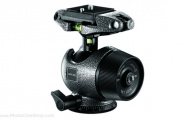 GITZO - Centre ball head with bubble sphere and QR plate