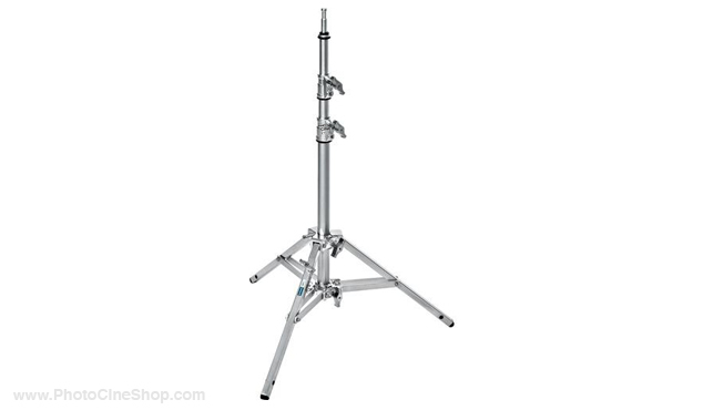 Avenger A0017 5.75' baby stand 17 with leveling leg (chrome-plated)
