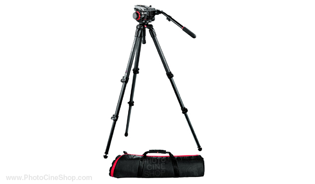 Manfrotto 504HD,535K Midi cf system