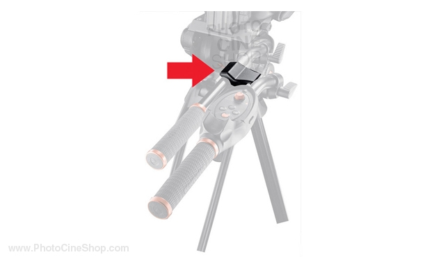 Manfrotto MVR901APCL Clamp accessory f/pan bar rcs