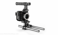 8Sinn - BMCC Micro Cage + Top Handle Pro + 15mm rods and Metabones support