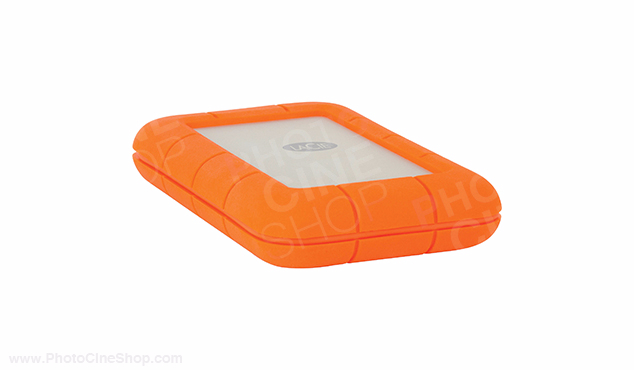 LaCie - 1TB Rugged Thunderbolt External Hard Drive USB 3.0