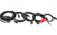 ARRI - Mains cable 3 m, powerCON TRUE1 /Bare Ends, with line switch