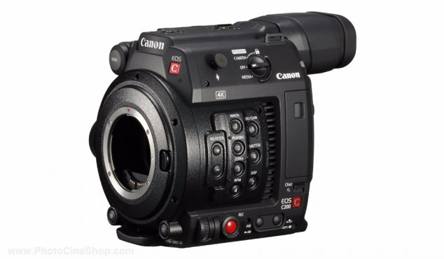 Canon - EOS C200 (body only)