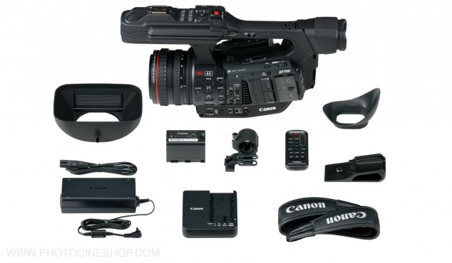 https://www.photocineshop.com/library/Canon - XF705 Camcorder