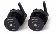 CINEMILLED - Ready Rig GS Spindle Mount 25mm Tube Clamp (Pair)
