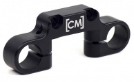 CINEMILLED - Ronin/Movi Rod support for gimbal dovetails (LWS studio spacing)