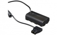 CORE SWX - Coiled D-Tap Cable for Devices Using Sony L-Series Batteries