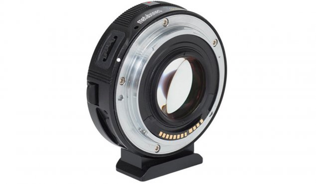 METABONES - Canon EF vers Canon EFR T Speed Booster ULTRA  0.71x