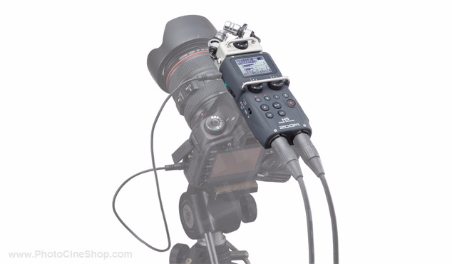 https://www.photocineshop.com/library/Zoom - H5 Handy Recorder with Interchangeable Microphone System