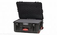HPRC - Wheeled Case 2700W with 2 Bags and Dividers - Black
