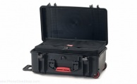 HPRC - Wheeled Case 2550 with Bag and Dividers - Black