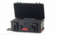 HPRC - Wheeled Case 2550 with Foam - Black