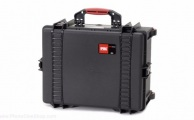 HPRC - Wheeled Case 2600W without Foam - Black