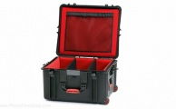 HPRC - Wheeled Case 2730W with Soft Deck and Dividers - Black