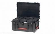 HPRC - Wheeled Case 2780W with 3 Bags and Dividers - Black