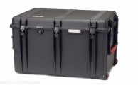 HPRC - Wheeled Case 2800W without Foam - Black