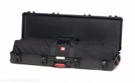 HPRC - Wheeled Case 5400W with 2 Bags - Black