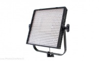 Litepanels 1x1 Mono Flood Daylight, angle faisceau 50°