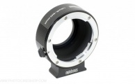 METABONES - Leica R to Micro FourThirds adapter (Black Matt) II