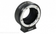 METABONES - Nikon G to Micro Four Thirds (Black Matt)