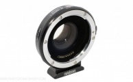 METABONES - Canon EF Lens to BMCC Speed Booster 0,58x (BMMCC and BMMSC4K compatible)