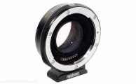 Canon EF vers Sony E Mount T Speed Booster ULTRA 0.71x