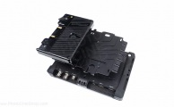 SMALL HD DP7 Adapter Plate with Anton Bauer Battery Bracket
