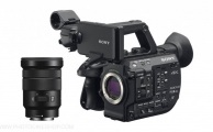 SONY - PXW-FS5M2K - Handheld Cinema Camera + 18-105mm f/4