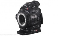 Canon EOS C100 EF mount (body only)