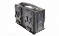 AXCOM - SM-CPVM-4 - Charger for Sony V-Mount (4 charging units)