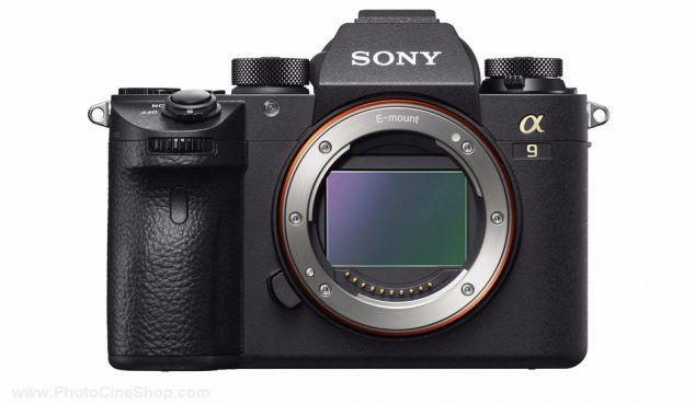 SONY - Alpha 9 (body only)