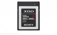 SONY - XQD G High Speed Memory Card – 120Go