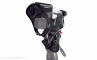 Sachtler Bags SR405 Transparent Raincover for Mini DV/HDV Video Camera