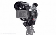 Sachtler Bags SR410 Transparent Raincover for Small Video Cameras