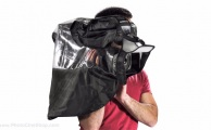 Sachtler Bags SR425 Transparent Raincover for Full-Size Broadcast Cameras